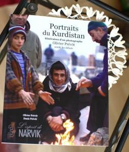Catalogue de l'exposition Portraits du Kurdistan