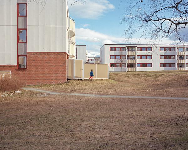 Eirik Knoop présentera à Paris sa série Strøk du 2 au 9 juin 2014